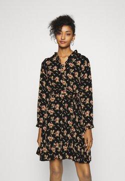 Molly Bracken - LADIES DRESS - Blusenkleid - black