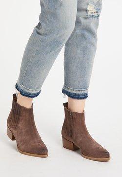 DreiMaster - Korte laarzen - braun
