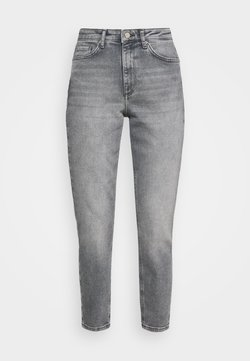 ONLY - ONLVENEDA LIFE MOM  - Jeans Relaxed Fit - grey denim/multi-coloured