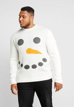 Jack´s Sportswear - CHRISTMAS HUMOR - Pullover - white