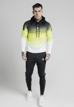 SIKSILK - Huppari - black fluro/white