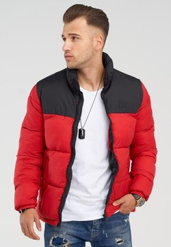 Jack & Jones - MIT - Winterjacke - tango red
