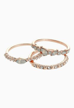 Next - Ring - rose gold coloured