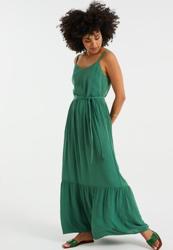 WE Fashion - Maxikleid - green