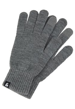 Jack & Jones - JACBARRY GLOVES - Fingerhandschuh - grey melange