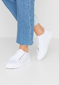 Rubi Shoes by Cotton On - CHELSEA CREEPER PLIMSOLL - Sneakers laag - white