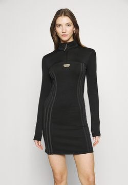 adidas Originals - DRESS - Trikoomekko - black