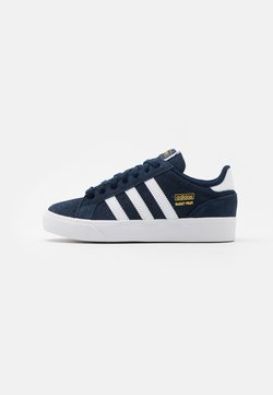 adidas Originals - BASKET PROFI UNISEX - Sneakers laag - collegiate navy/footwear white/gold metallic