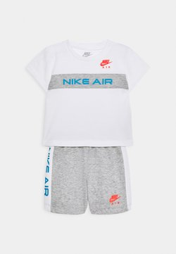 Nike Sportswear - T-shirt print - grey heather