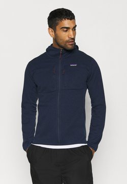 Patagonia - BETTER HOODY - Veste polaire - new navy