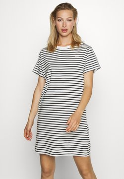 Levi's® - LULA TEE DRESS - Jerseykleid - cloud dancer