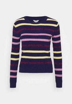 Pepe Jeans - SCHOOL GIRL - Maglione - multi-coloured