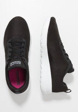 Skechers Performance - GO WALK JOY PARADISE WIDE FIT  - Zapatillas para caminar - black