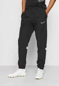 Nike Performance - PANT - Pantalones deportivos - black/white