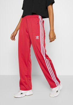adidas Originals - FIREBIRD ADICOLOR TRACK PANTS - Trainingsbroek - lusred/white