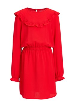 WE Fashion - Freizeitkleid - bright red