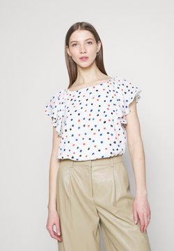 Molly Bracken - LADIES  - T-Shirt print - naval white