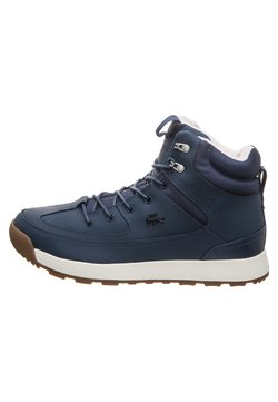 Lacoste - Sneaker high - navy/off white