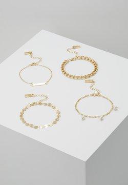 sweet deluxe - SET - Bracelet - gold-coloured