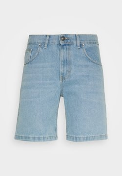Kaotiko - BAGGY  - Jeansshort - blue