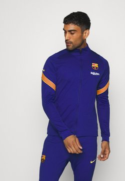 Nike Performance - FC BARCELONA DRY SUIT  - Fanartikel - deep royal blue/amarillo