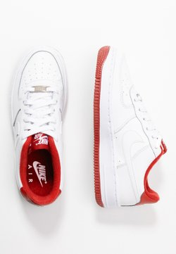 Nike Sportswear - AIR FORCE 1 - Sneaker low - white/team red
