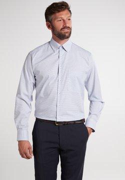 Eterna - COMFORT FIT - Businesshemd - blau/braun