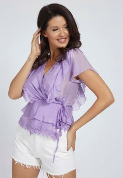 Guess - Bluse - lila