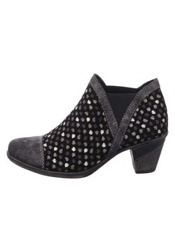 Remonte - Ankle Boot - graphitschwarzroyalmulti