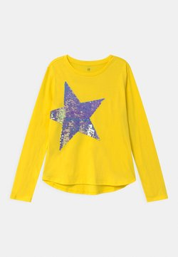 GAP - GIRL  - Langarmshirt - bright neon yellow