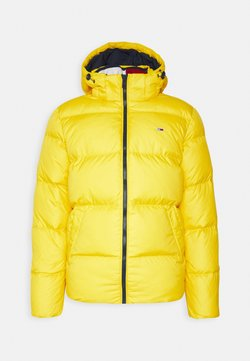 Tommy Jeans - ESSENTIAL JACKET - Winterjacke - valley yellow
