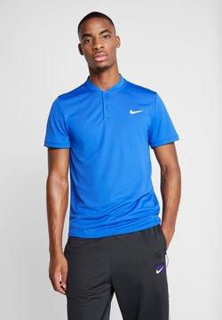 Nike Performance - DRY BLADE - Print T-shirt - game royal/white