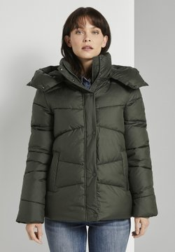 TOM TAILOR - Winterjacke - dark rosin green