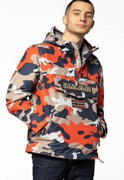 Napapijri - RAINFOREST - Windbreaker - orange
