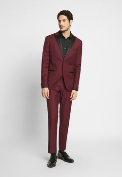Isaac Dewhirst - TUX - Costume - bordeaux