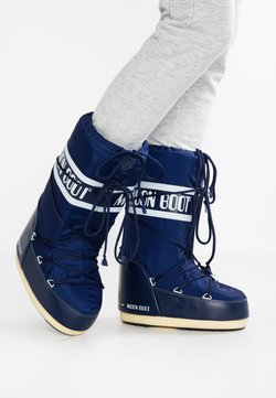 Moon Boot - Snowboot/Winterstiefel - blu