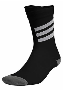 adidas Performance - AEROREADY ULTRALIGHT CREW - Calze sportive - black