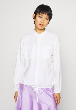 Freequent - ANNEY - Blouse - offwhite