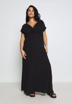 Zign Curvy - Vestido largo - black