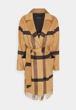 comma - Manteau classique - brown
