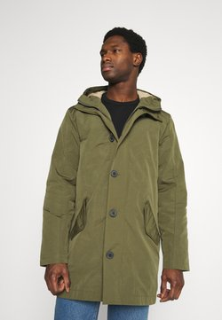 Selected Homme - SUSTAINABLE ICONICS - Parka - deep lichen green