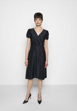 HUGO - KEMONA - Vestido de cóctel - open blue