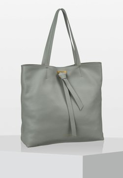 Coccinelle - JOY - Shopping Bag - light grey