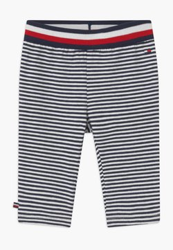 Tommy Hilfiger - BABY GIRL - Legging - blue