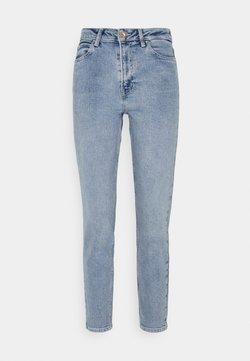 JDY - JDYKAJA LIFE  - Straight leg jeans - light blue denim