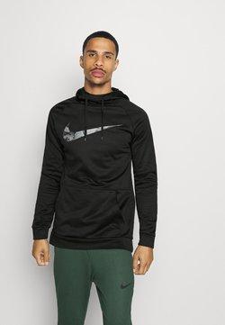 Nike Performance - Huppari - black/smoke grey
