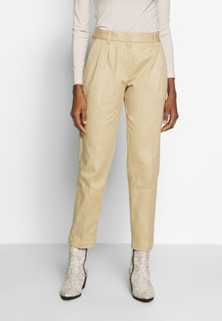 mine to five TOM TAILOR - EASY CHINO - Chinot - coarse sand