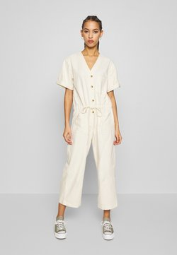 Monki - SANNA - Haalari - white thinner ecru