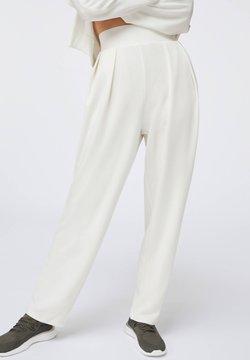 OYSHO - Jogginghose - white