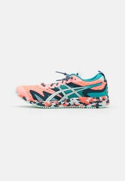 ASICS - GEL-NOOSA TRI 12 - Zapatillas de competición - sun coral/bio mint
